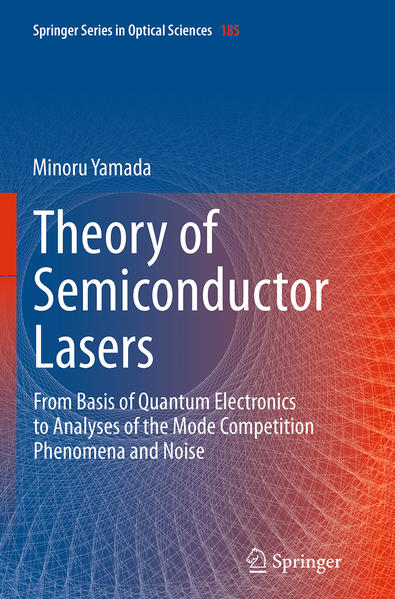 Theory of Semiconductor Lasers - Coverbild