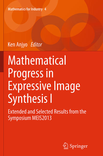 Mathematical Progress in Expressive Image Synthesis I - Coverbild