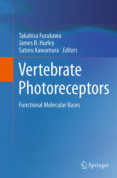 Vertebrate Photoreceptors - Coverbild