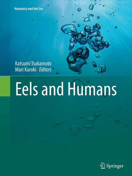 Eels and Humans - Coverbild