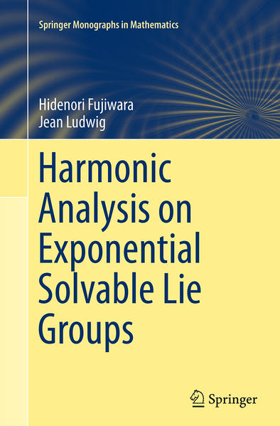 Harmonic Analysis on Exponential Solvable Lie Groups - Coverbild