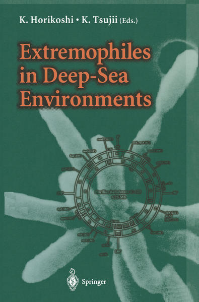 Extremophiles in Deep-Sea Environments - Coverbild