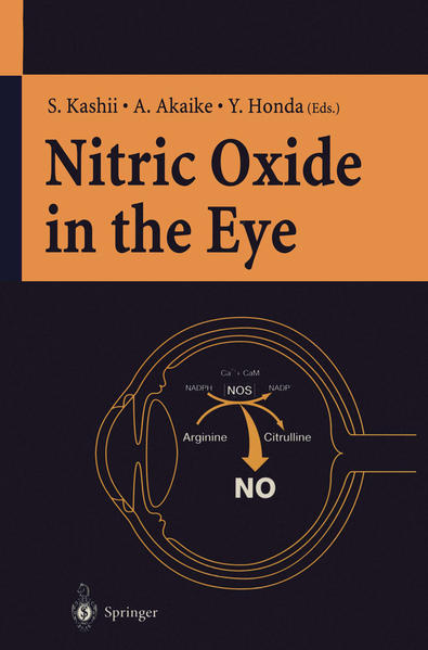 Nitric Oxide in the Eye - Coverbild