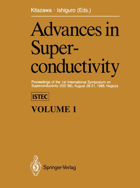 Advances in Superconductivity - Coverbild