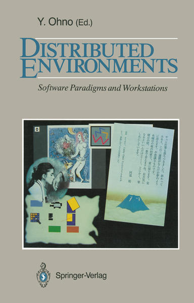 Distributed Environments - Coverbild