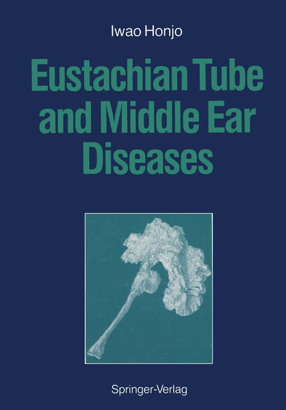 Eustachian Tube and Middle Ear Diseases - Coverbild