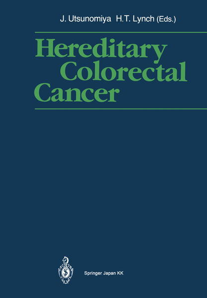 Hereditary Colorectal Cancer - Coverbild