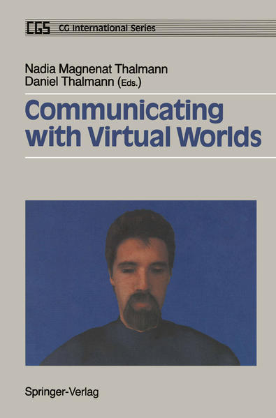 Communicating with Virtual Worlds - Coverbild