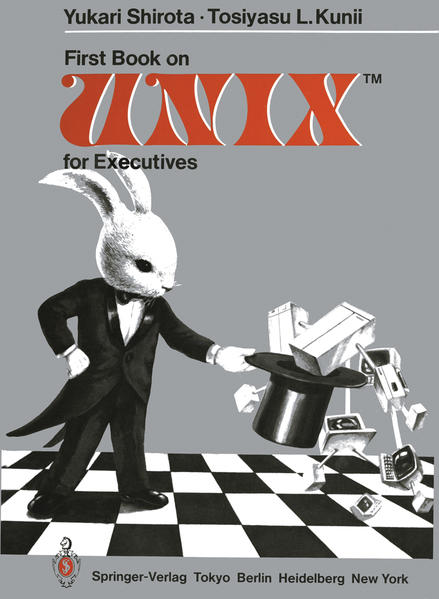 First Book on UNIXTM for Executives - Coverbild