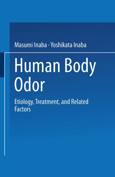 Human Body Odor - Coverbild