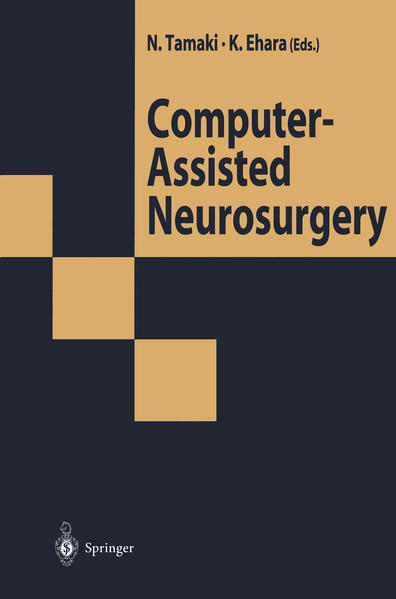 Computer-Assisted Neurosurgery - Coverbild