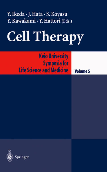 Cell Therapy - Coverbild