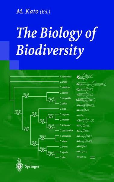 The Biology of Biodiversity - Coverbild