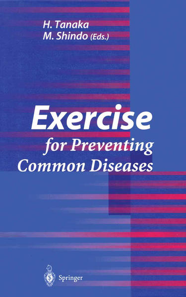 Exercise for Preventing Common Diseases - Coverbild