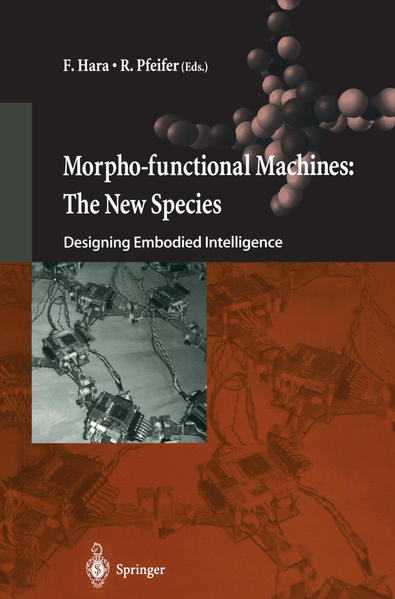 Morpho-functional Machines: The New Species - Coverbild