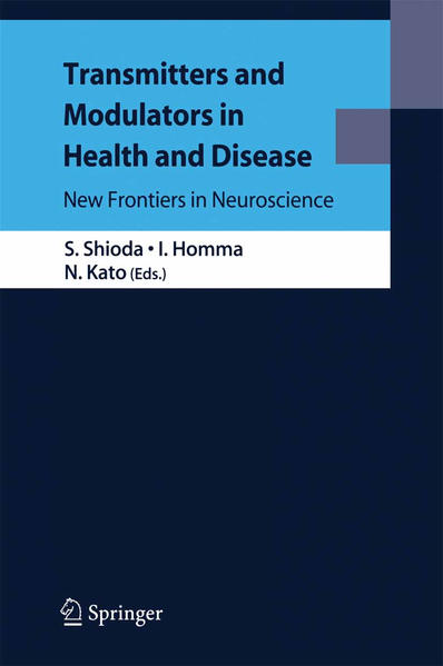 Transmitters and Modulators in Health and Disease - Coverbild