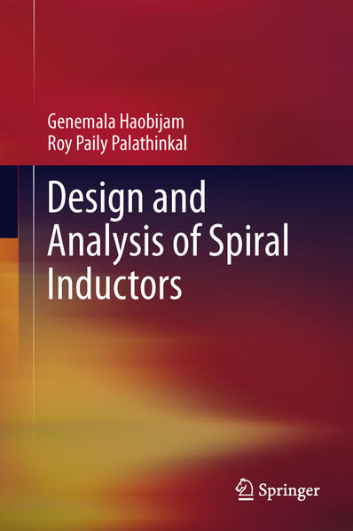 Design and Analysis of Spiral Inductors - Coverbild
