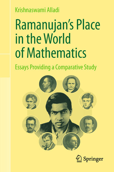 Ramanujan's Place in the World of Mathematics - Coverbild
