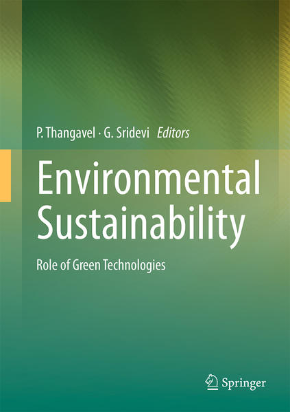 Environmental Sustainability - Coverbild