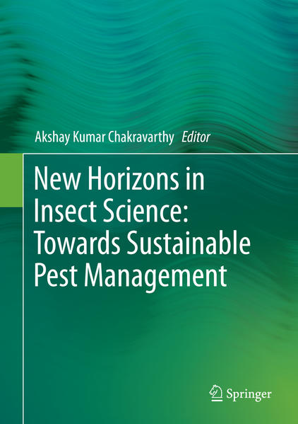 New Horizons in Insect Science: Towards Sustainable Pest Management - Coverbild