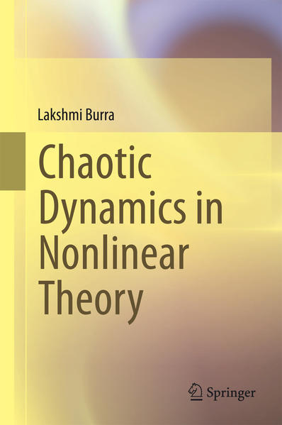 Chaotic Dynamics in Nonlinear Theory - Coverbild
