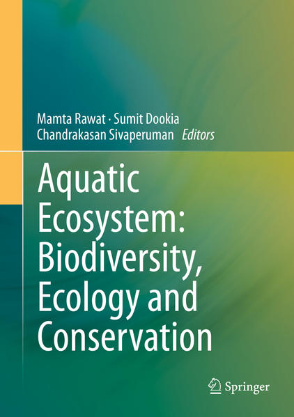 Aquatic Ecosystem: Biodiversity, Ecology and Conservation - Coverbild