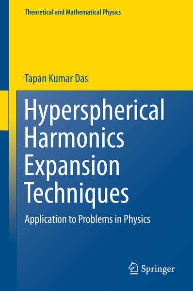Hyperspherical Harmonics Expansion Techniques - Coverbild