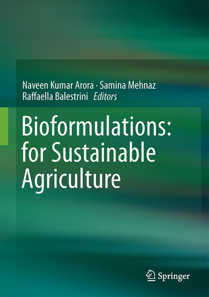 Bioformulations: for Sustainable Agriculture - Coverbild