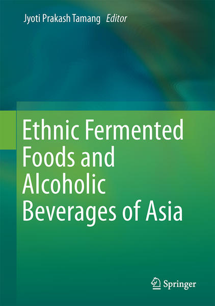 Ethnic Fermented Foods and Alcoholic Beverages of Asia - Coverbild