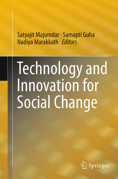 Technology and Innovation for Social Change - Coverbild