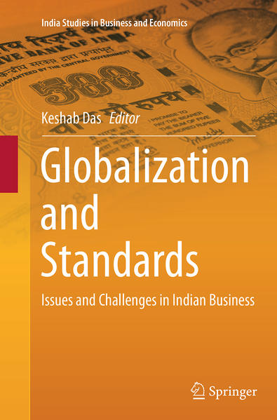 Globalization and Standards - Coverbild