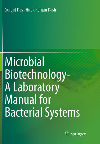 Microbial Biotechnology- A Laboratory Manual for Bacterial Systems - Coverbild