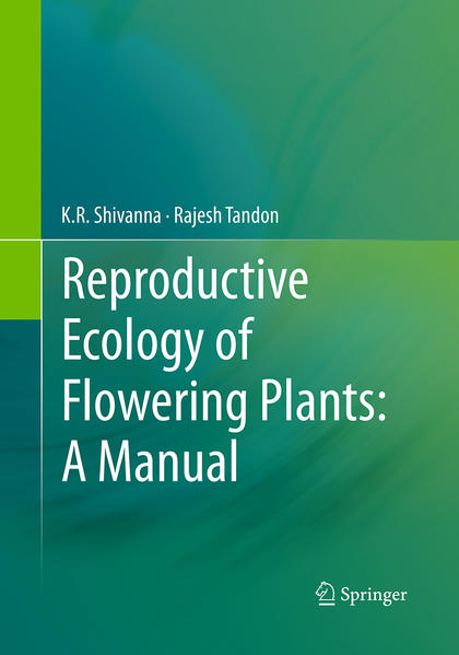 Reproductive Ecology of Flowering Plants: A Manual - Coverbild