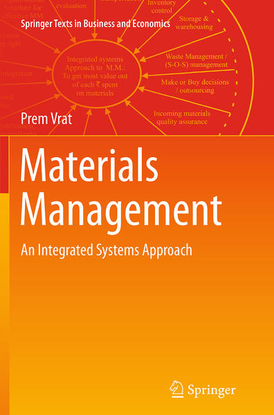 Materials Management - Coverbild