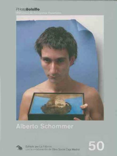 Alberto Schommer - Coverbild