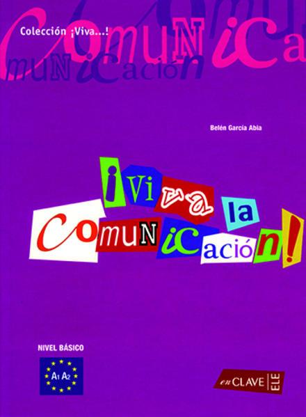 Viva la Comunicación! Nivel basico - Coverbild