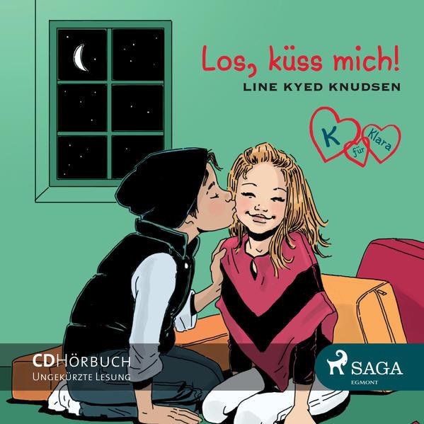 K für Klara 3 - Los, küss mich! - Coverbild