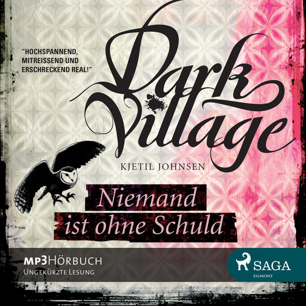 Dark Village 3 - Niemand ist ohne Schuld - Coverbild