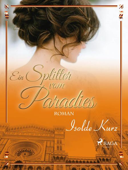 Ein Splitter vom Paradies - Coverbild