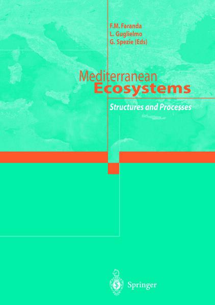 Mediterranean Ecosystems - Coverbild
