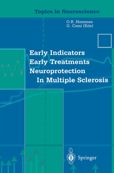 Early Indicators Early Treatments Neuroprotection in Multiple Sclerosis - Coverbild
