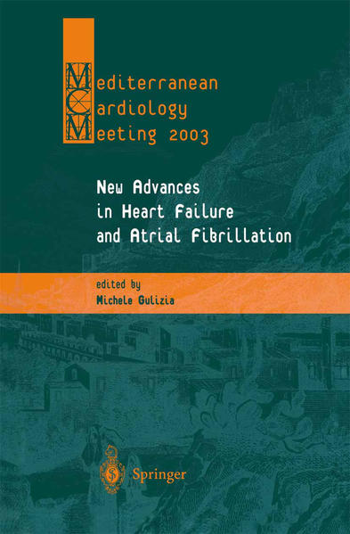 New Advances in Heart Failure and Atrial Fibrillation - Coverbild