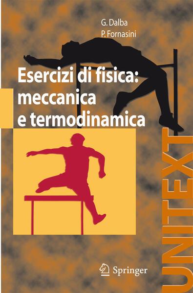Esercizi di Fisica: Meccanica e Termodinamica - Coverbild