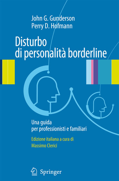 Disturbo di personalita' borderline - Coverbild