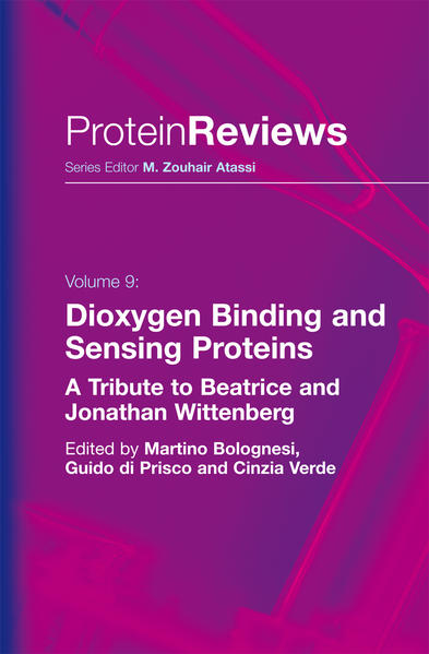 Dioxygen Binding and Sensing Proteins - Coverbild