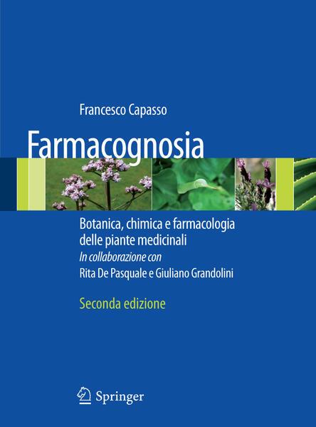Farmacognosia - Coverbild