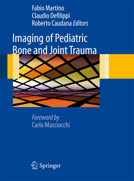 Imaging of Pediatric Bone and Joint Trauma - Coverbild