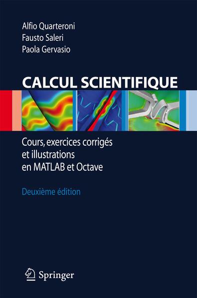 Calcul Scientifique - Coverbild