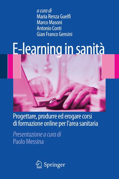 E-learning in sanità - Coverbild