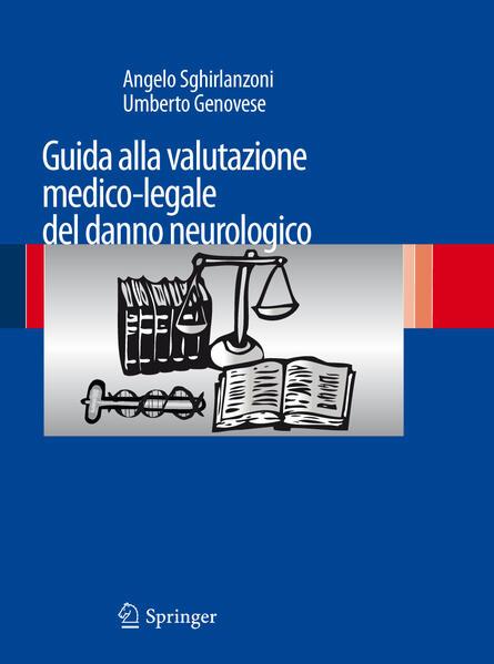 Guida alla valutazione medico-legale del danno neurologico - Coverbild